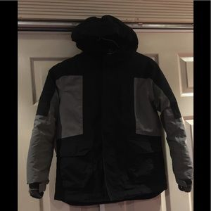 Lands' End The Squall Winter Jacket Coat 10/12